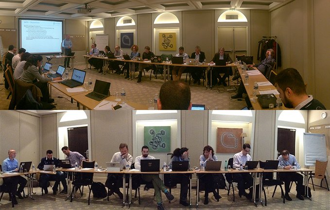 FALCON GA Meeting in Paris, France